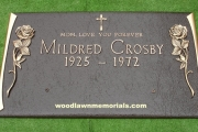 Woodlawn Memorials - Bronze Markers