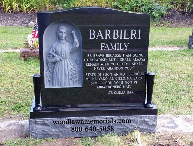 Catholic Designs Woodlawn Memorials