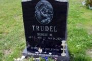 Catholic memorial design - Riverside Cemetery, Saugus, MA