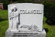 Forest Dale cemetery malden headstone