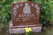 Ridgelawn Cemetery Watertown headstone