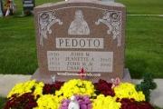 Winthrop Cemetery double grave
