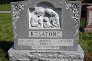 Rosatone plot - Forest Hills Cemetery, Lynnfield Massachusetts
