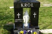Woodlawn Memorials - Catholic designs