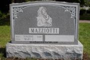 4 foot headstone - Malden MA