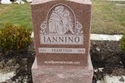 Single gravestone - Immaculate East Section - Holy Cross Cemetery - Malden Massachusetts