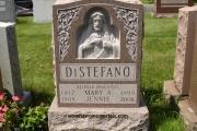 Jesus sculpture erected in St. Michael's CemeteryRoslindale Massachusetts