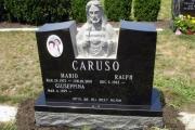 Sculpted Jesus Catholic design - Holy Cross Cemetery Malden