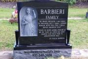 Headstones for Calvary Cemetery, Woburn, MA
