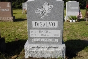 Catholic tombstone design - St. Patrick's Cemetery, Stoneham, MA