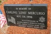 Carlino Mercurio Monument - Revere, MA