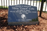 Silvio Cella memorial - Revere High School