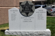 Suffolk House of Correction Monument - South Bay