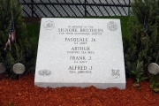Signore Brothers monument - Revere, MA