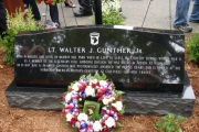 Lt. Walter Gunther Jr. Monument - Malden, MA