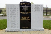 middlesex Sheriffs monument - Billerica MA