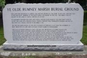 rumney marsh monument