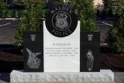 Malden Police Monument - Malden MA