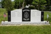 Nahant Police Monument, Nahant MA
