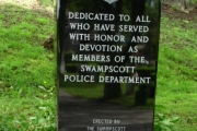 Police Monument, Swampscott, MA