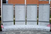World War I Monument, Chelsea MA