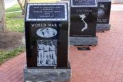 World War II Monument - Saugus, MA