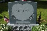 double size headstone - Pine Grove Cemetery, Lynn, MA