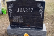 Juarez lot - Forestdale Cemetery