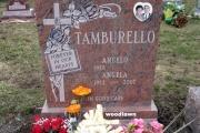 Oak Grove Cemetery headstone design