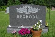 4 foot headstone - Wildwood Cemetery, Wilmington, MA