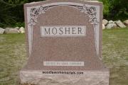 Tewksbury Cemetery headstone