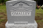 Gates of Heaven headstone design, Lynn, MA