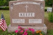 Headstone - Pine Ridge Cemetery - Chelmsford Massachusetts