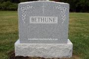 Bethune grave - Swampscott Cemetery, Massachusetts