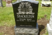 Holy Cross Cemetery Malden headstones