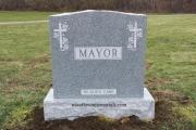Mayor headstone - Swampscott Cemetery