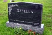 Lakeside Cemetery Wakefield headstones
