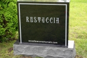 Restuccia - Wood End Cemetery, Reading, MA