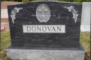 Donovan headstone - Forestdale Cemetery , Malden, MA