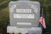 headstone in Haverhill MA cemetery
