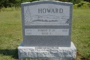 North Reading Cemetery headstone