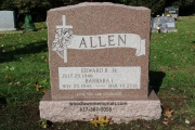 Wood End Cemetery, Reading MA headstones for sale