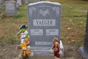 Yaeger, Pine Grove Cemetery, Lynn, MA