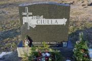 cuilla gravestone - Annunciation Cemetery, Danvers, MA