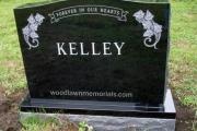 Kelley gravestone - St. Joseph's Cemetery - Lynn MA