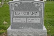 maestranzi lot - Riverside Cemetery, Saugus