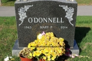 Odonnell headstone - Wyoming Cemetery, Melrose, MA