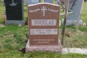 Single lot headstone