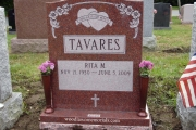 Premium Grade Red granite upright headstone