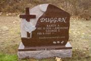 Woodlawn Memorials - double lot headstones